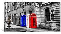 London, England, Canvas Print