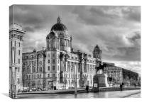 Liverpool , Canvas Print