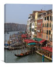 The Grand Canal Venice, Canvas Print