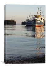 Peaceful Harbour, Canvas Print