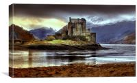 Eileen Donean Castle, Canvas Print
