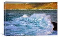 Sennen Cove, Cornwall, Canvas Print