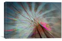 Ferris Wheel in Motion XII, Canvas Print