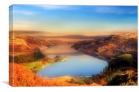 Serenity over Haweswater, Canvas Print