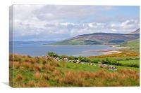 Isle of Arran Scotland, Canvas Print