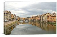 Florence Italy, Canvas Print