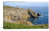 Guernsey Channel Islands, Canvas Print