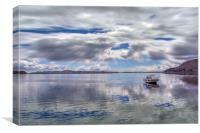 Lake Titicaca, Canvas Print
