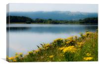 Chew Valley Lake, Canvas Print