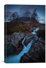 Buachaille Etive Mor, Scotland, Canvas Print