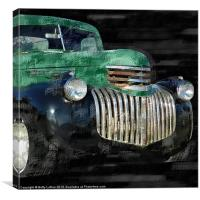 Chevrolet Pickup 1, Canvas Print