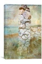 Gateway to the Sea, Canvas Print