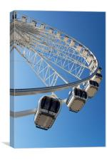 Brighton Wheel of Excellence, Canvas Print