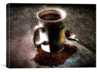 Coffee, Canvas Print