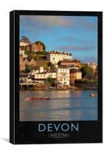 Devon, Canvas Print