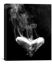 Love is a Smoke Made with the Fumes of Sighs, Canvas Print