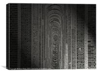 Balcombe Viaduct Sussex, Canvas Print