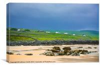 West coast of Ireland, Canvas Print