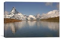Matterhorn Switzerland, Canvas Print