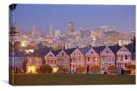 San Francisco, Canvas Print