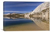 Yosemite National park, California,, Canvas Print