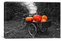 Seasonal Harvest.., Canvas Print