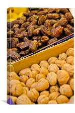 Walnuts, Canvas Print