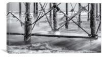 Storm Doris, Canvas Print