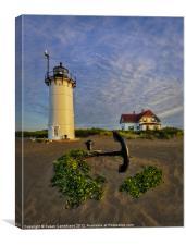 Race Point Lighthouse, Canvas Print