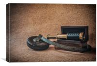 Vintage Tools, Canvas Print