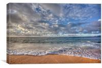 """""""Ocean"""", Canvas Print"""