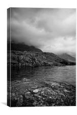 Wast Water, Lake District, Canvas Print