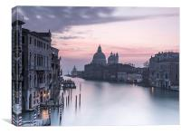 Venice Dawn, Canvas Print