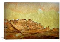 skye 4, Canvas Print