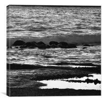 Seashore, Canvas Print