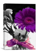 Flower Reedit, Canvas Print