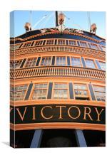 Victory!, Canvas Print