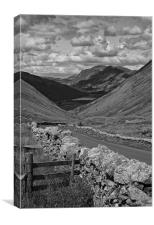 Kirkstone Pass, Canvas Print