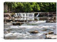 Richmond Falls, Canvas Print