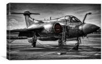 Blackburn Buccaneer, Canvas Print