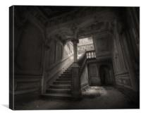 :The old grand:, Canvas Print