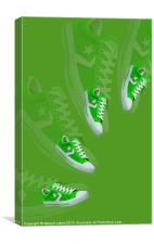 Its all about feet collection 14, Canvas Print