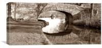 Bridge 53, Canvas Print