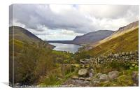 Wastwater - Lake District, Cumbria, Canvas Print