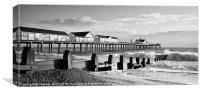 Southwold Pier, Suffolk, Canvas Print