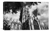 St Georges Church,Doncaster, Canvas Print