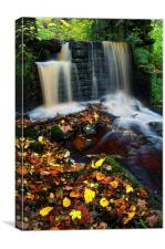 River Rivelin Waterfalls