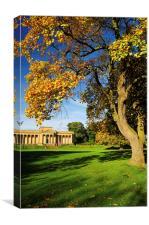 Weston Park Museum and Park, Canvas Print