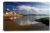 Lyme Regis, Canvas Print