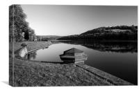 Damflask Reservoir in Mono